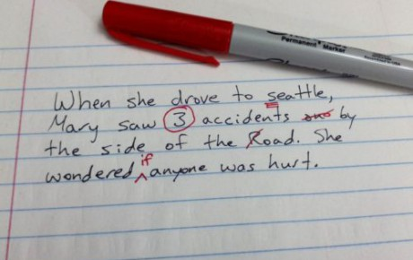 types of editing and proofreading