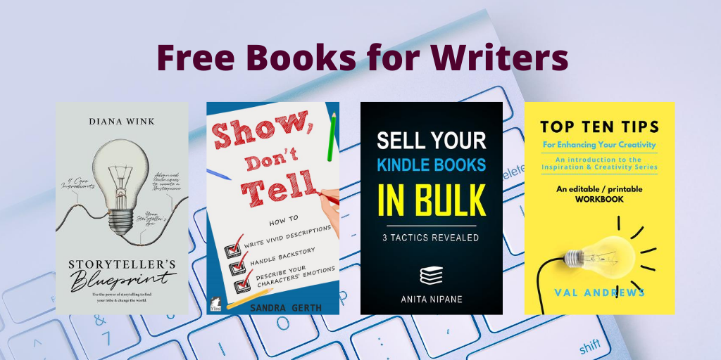 free books for writers